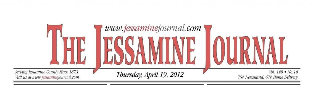 The Jessamine Journal